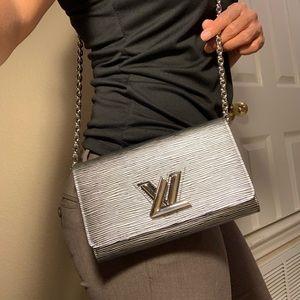 Louis Vuitton Epi Twist evening clutche